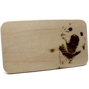 Fotogravuren in Holz