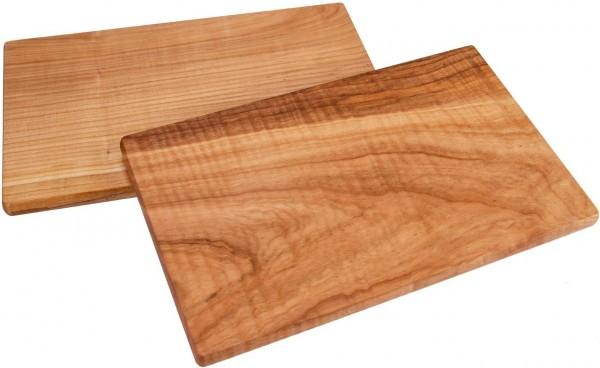Holzschneidebrett rechteckig, Kirsche