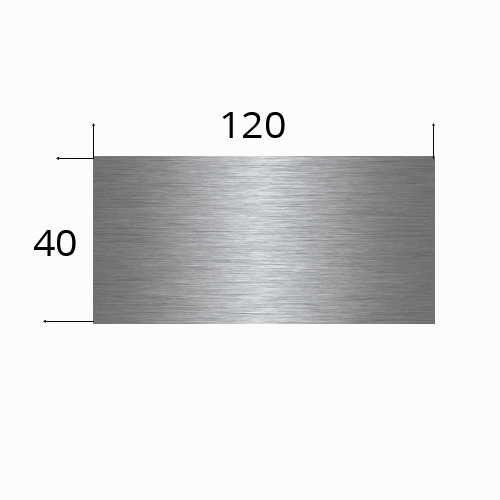 edelstahlschild-120x40mm