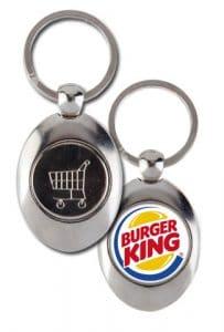 Schlüsselanhänger mit Chip - MPS111