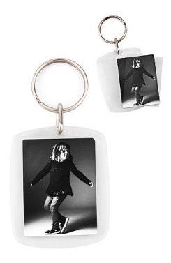Fotoanhänger im Passbildformat