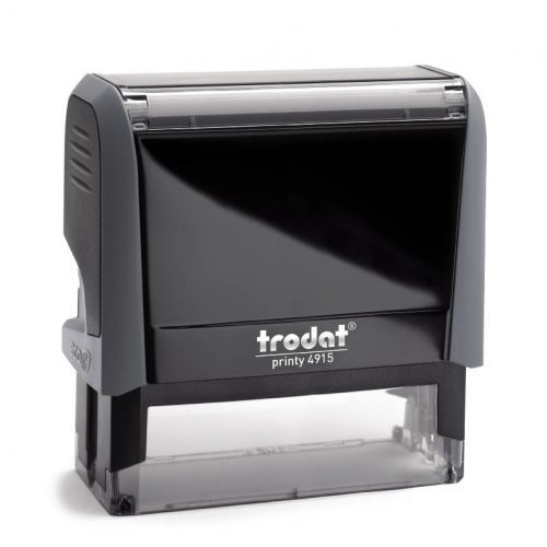Trodat Printy 4915, eco grey
